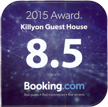 Bookings Ratings for Killyon Guesthouse